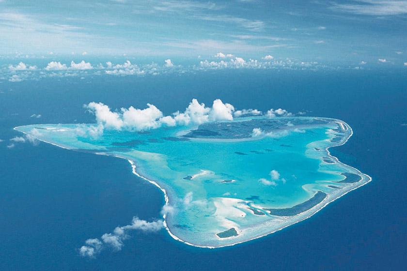 جزایر کوک کجاست؟