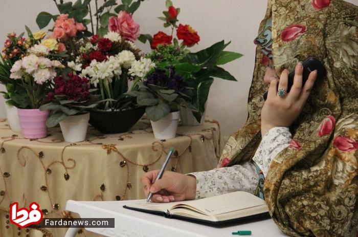 عکس از فاطمه سادات نعمتی