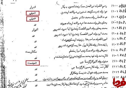 خمینیست های افغانستان