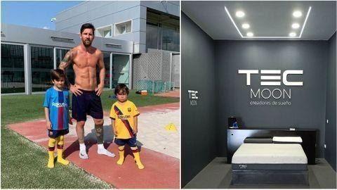 تشک گرانقیمت و ضد کرونایی لیونل مسی