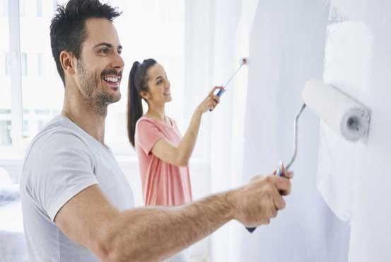 چگونه منزل خود را حرفه ای رنگ آمیزی کنید؟