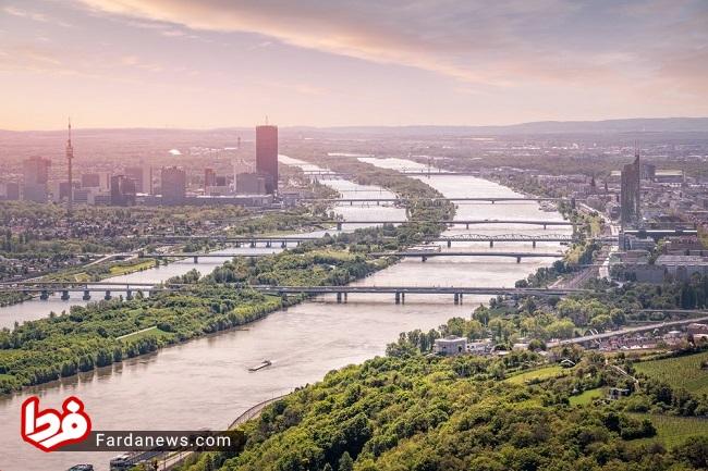 ۱۰ مهمترین رودخانه دنیا