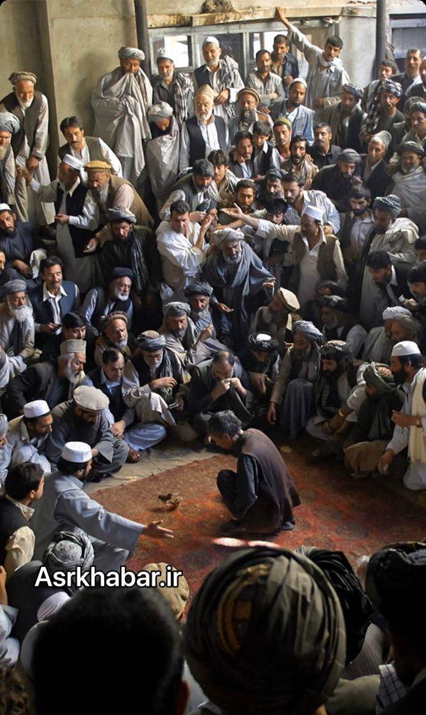 مسابقه جوجه جنگی در افغانستان