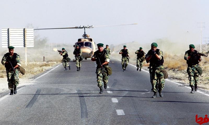 چرا کلاه سبزهای ارتش در سوریه شهید دادند؟