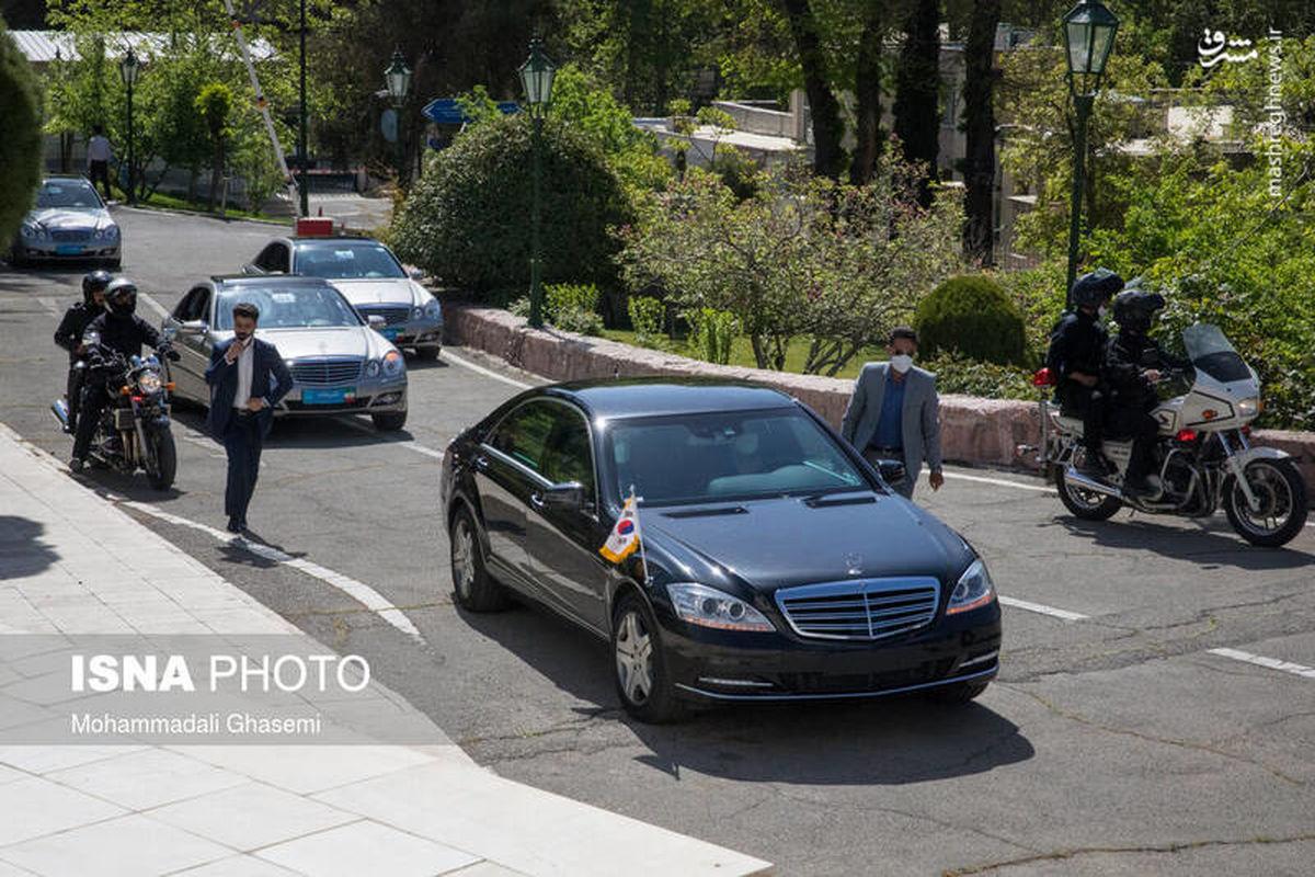 خودرو نخست وزیر کره جنوبی