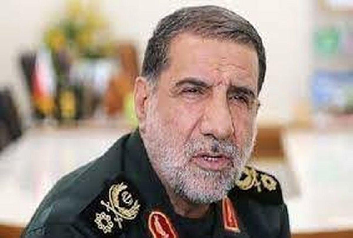 سردار کوثری: هیچ اختلافی در سپاه وجود ندارد