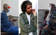 اولین فیلم از لحظه اعتراف پدر بابک خرمدین به قتل + عکس آرزو خرمدین