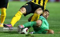 نتیجه دو بازی امروز در لیگ برتر فوتبال