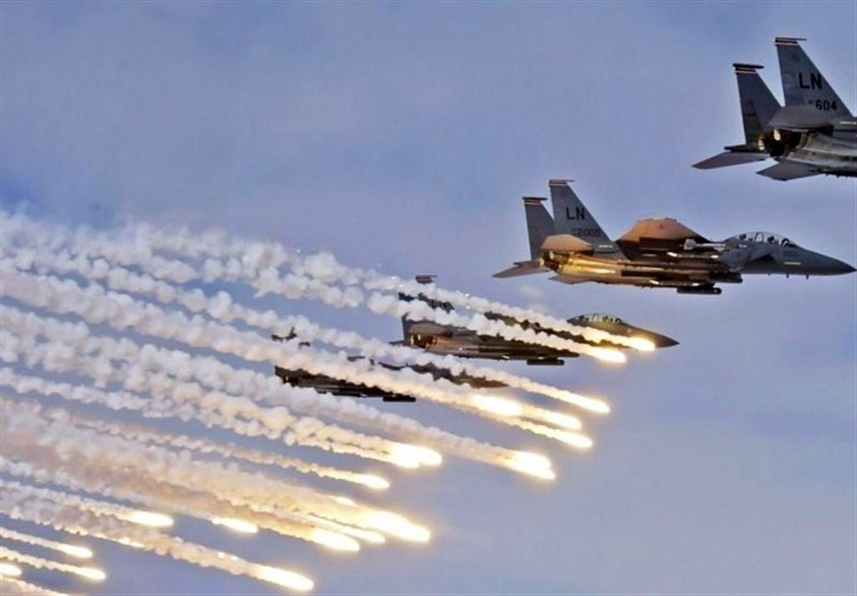 جنایات تکان دهنده آمریکا در سوریه