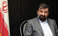 توئیت محسن رضایی بعد از زلزله شدید تهران