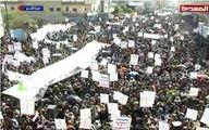 تظاهرات صدها هزار نفری روز جهانی قدس در صنعاء