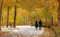 تصاویر: پاییز زیبای شهر اصفهان