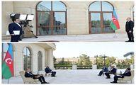 موسوی با رئیس جمهور آذربایجان دیدار کرد