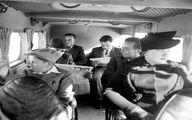 کابین هواپیمایی در هشتاد سال پیش +عکس