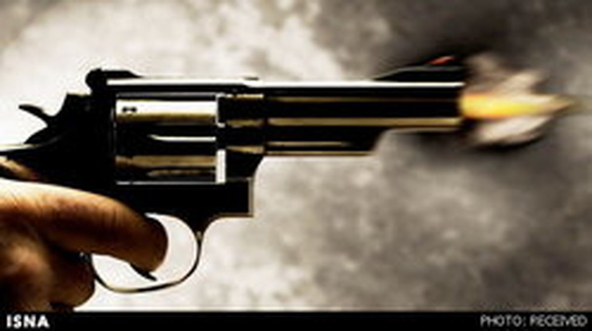 قتل در اهواز با سلاح جنگی