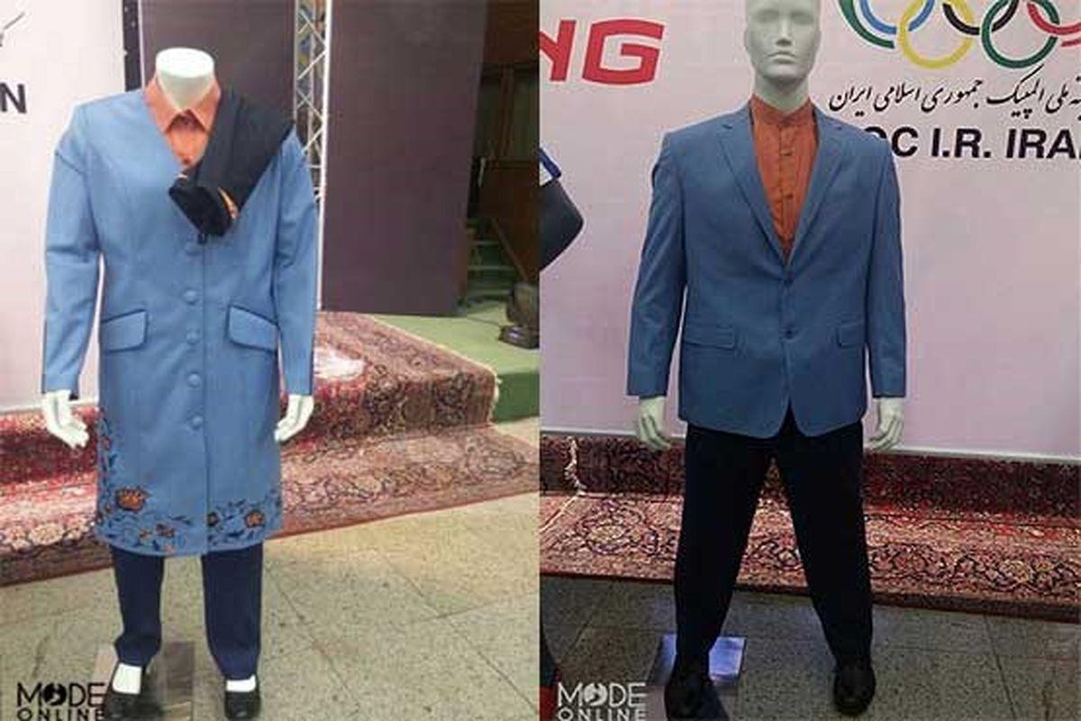 پاسخ خانم طراح لباس کاروان المپیک به انتقادات +عکس