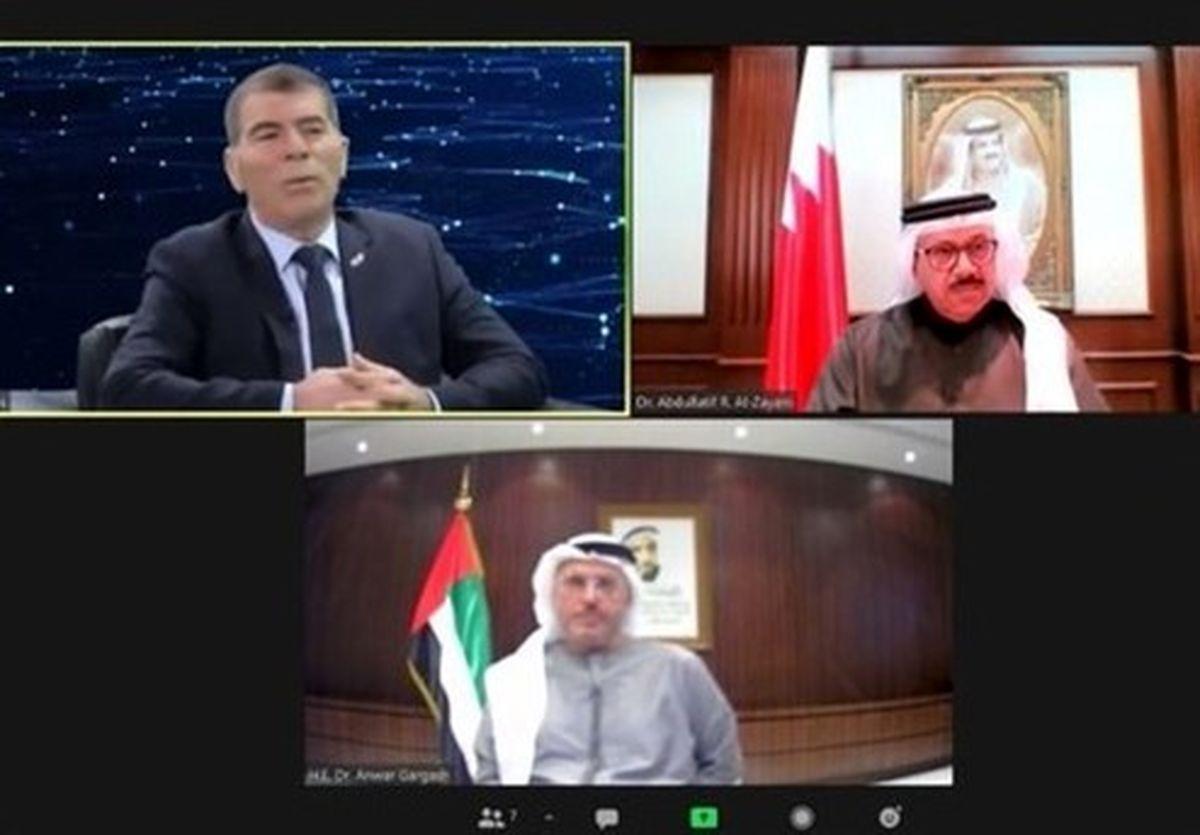 التماسهای وزیر بحرینی به صهیونیستها دستمایه رسانهها شد