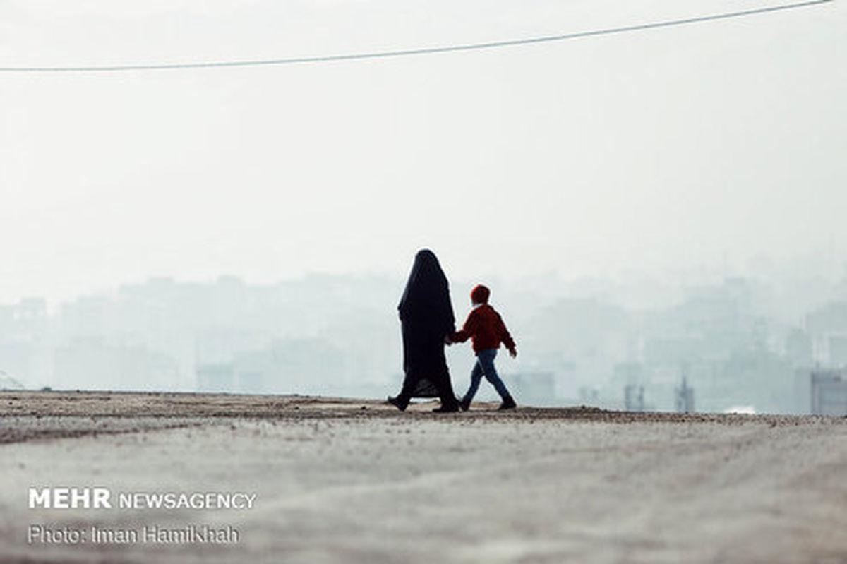 خانمهای باردار در روزهای کرونایی در خانه بمانند
