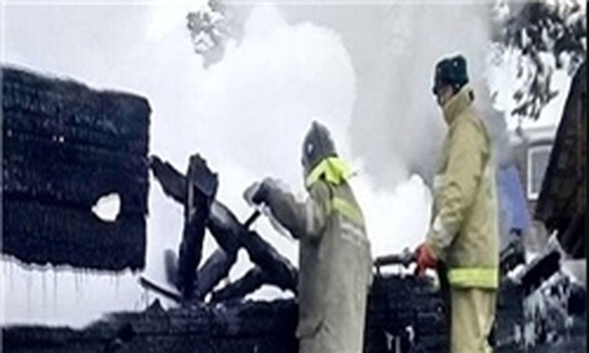 گاز در ضلع شمالی ساختمان وزارت نیرو قطع شد