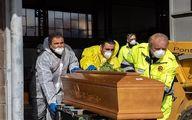 مرگ ۴۸۲ نفر از بیماران مبتلا به کرونا در ایتالیا طی ۲۴ ساعت گذشته