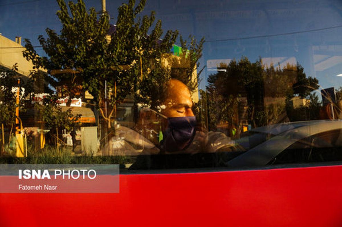 تصاویر: روزهای قرمز کرونا در اصفهان
