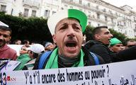 تصاویر:ادامه اعتراضات در الجزایر پس از برگزاری انتخابات