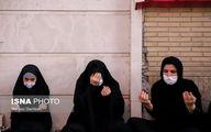 تصاویر: عزاداری محرم در خیابانهای اهواز