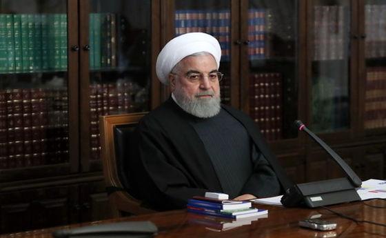 روحانی: باید برای تقویت کادر درمانی چارهاندیشی و تلاش شود
