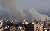 شلیک ۸۰ راکت به سمت ریف دمشق