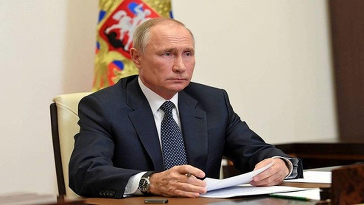 پوتین: روسیه نقش میانجی را در آتشبس قرهباغ داشت