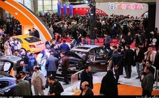 حضور پُررنگ چینیها در نمایشگاه خودروی تهران