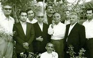 خواننده ایرانی که بر بام کعبه اذان گفت +عکس