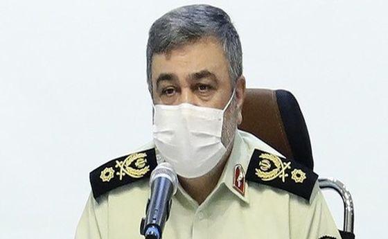 درخواست فرمانده ناجا از مردم: سفر نروید