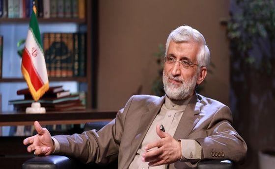 نقد سعید جلیلی به اظهارات سایر نامزدها : صحبت های آقای همتی جابجا کردن مرزهای ادبیات است