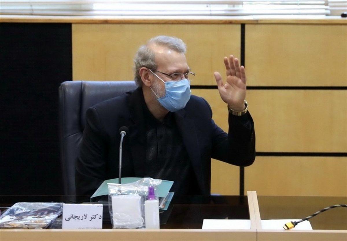 نامزدی علی لاریجانی برای انتخابات ۱۴۰۰ منتفی شد؟