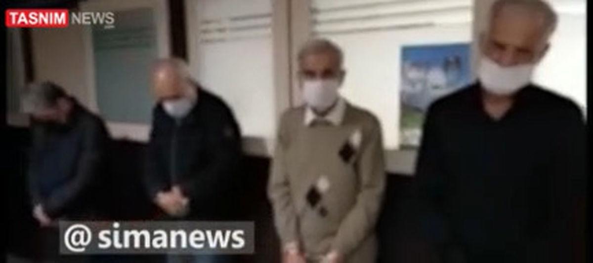 باند «پیرمردهای سارق» در تهران +فیلم