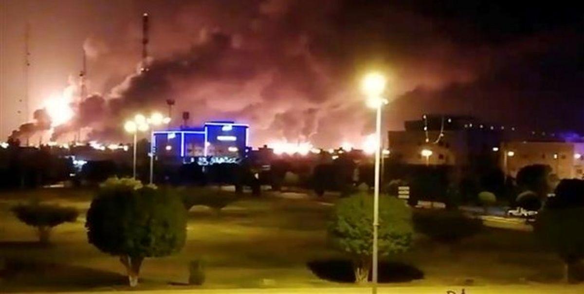 شنیده شدن صدای انفجار در عربستان
