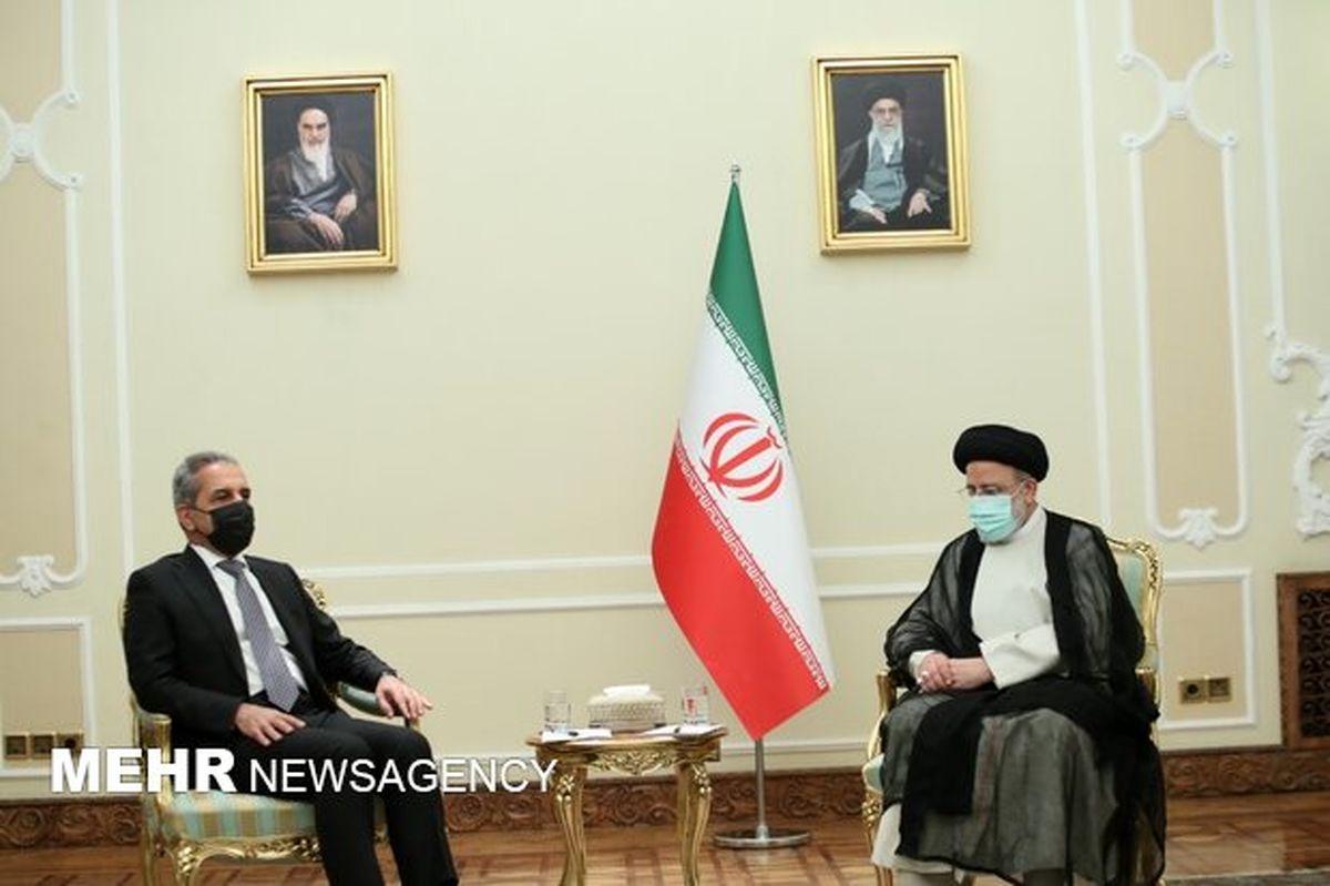 رئیسی: محدودیتی برای توسعه روابط با عراق  وجود ندارد