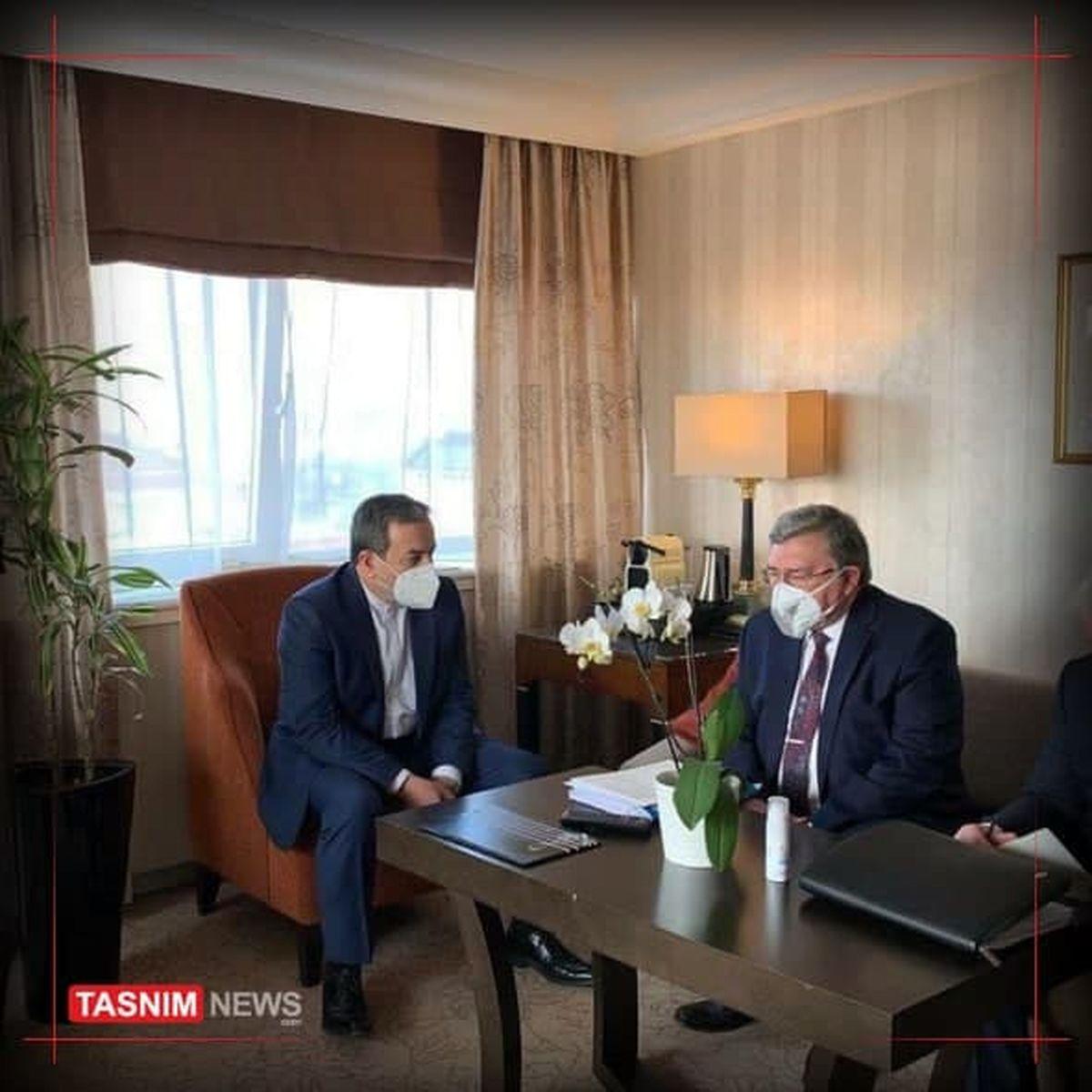 جلسه ایران و روسیه در آستانه نشست کمیسیون برجام