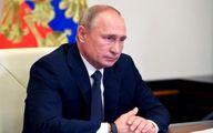 پوتین: حضور نظامی ناتو در اوکراین را نمی پذیریم