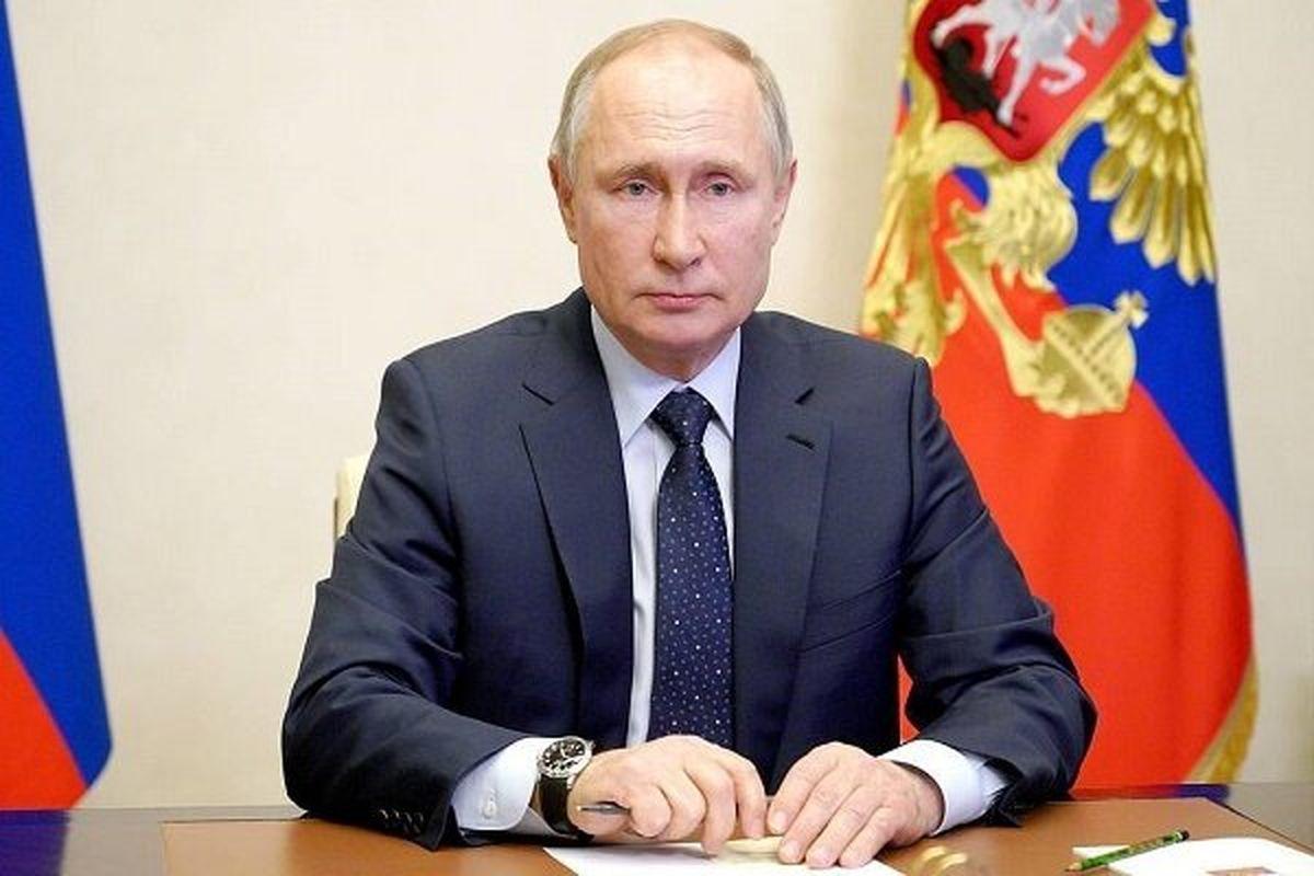 واکنش پوتین به پیشنهاد رئیس جمهور اوکراین