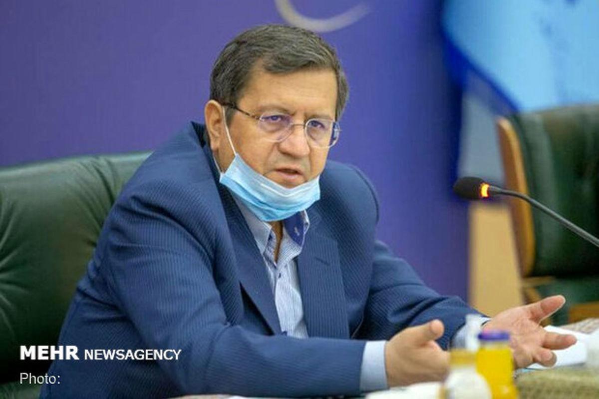 همتی: نوبخت شوخی می کند که دولت به بانک مرکزی بدهکار نیست