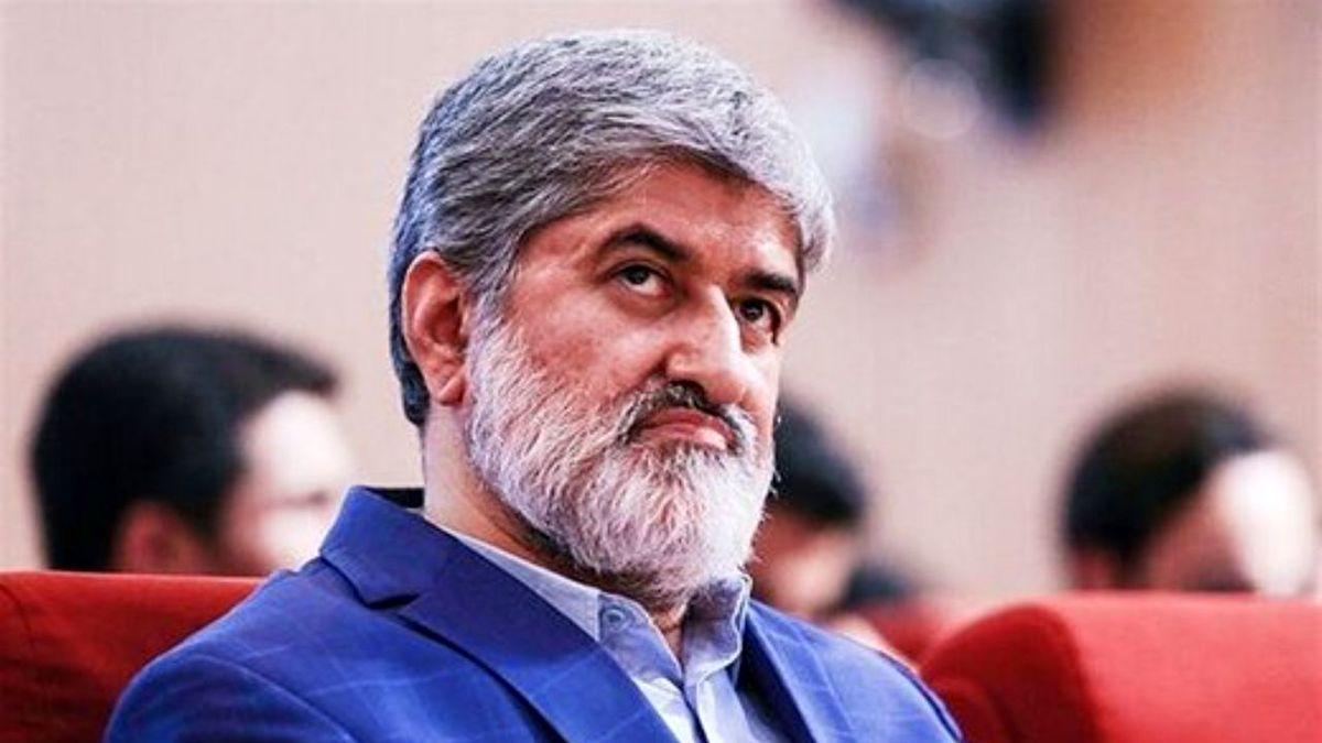 مواضع انتخاباتی علی مطهری