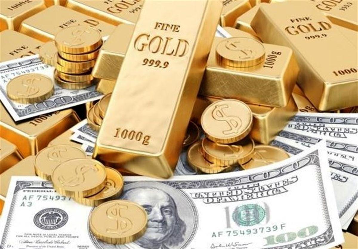 ریزش قیمت سکه/ دلار هم ۳۵۰ تومان ارزان شد