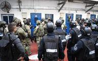 درگیری در زندان اسرائیل