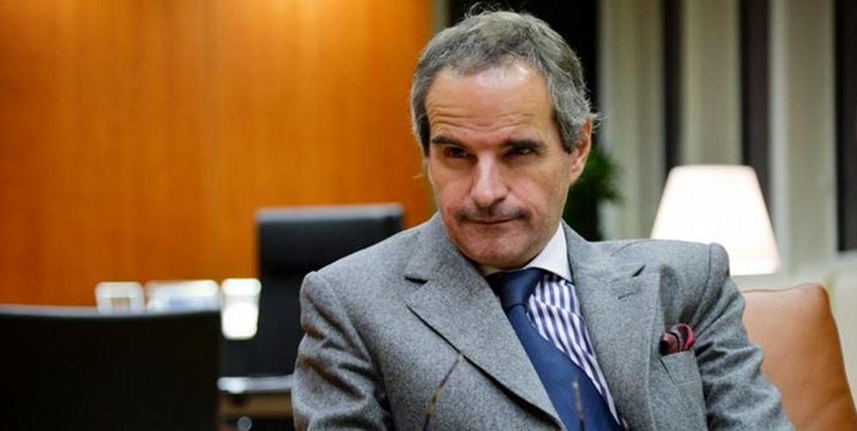 مدیرکل آژانس شنبه در تهران