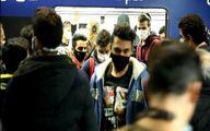 سهم مترو تهران در انتقال کرونا چقدر؟