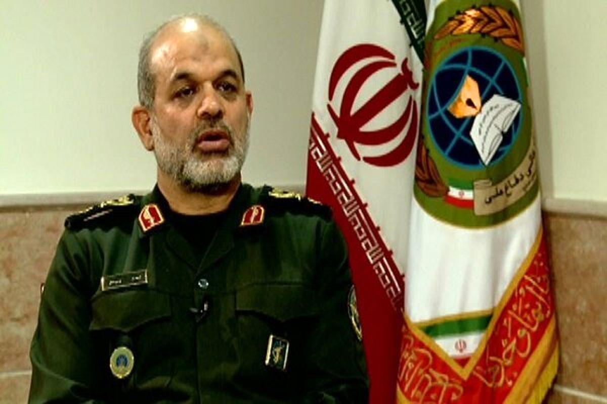 هشدار سردار وحیدی به سه کشور عربی