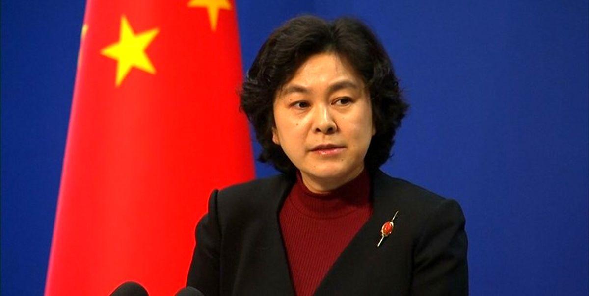 انتقاد چین از انبار واکسنکرونا در آمریکا