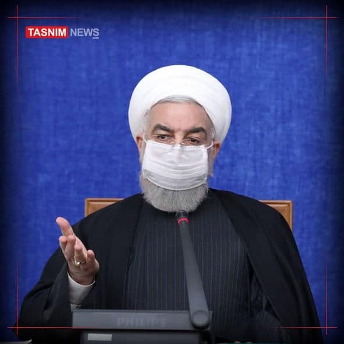 روحانی: تعادل در بازار ارز سیاست اصلی دولت است